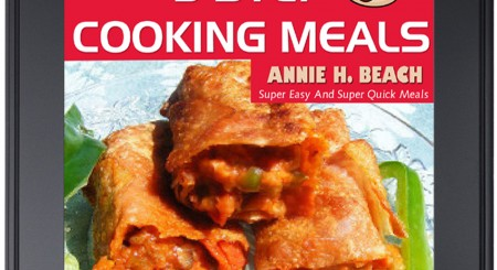 3 Step Cooking Meals Book